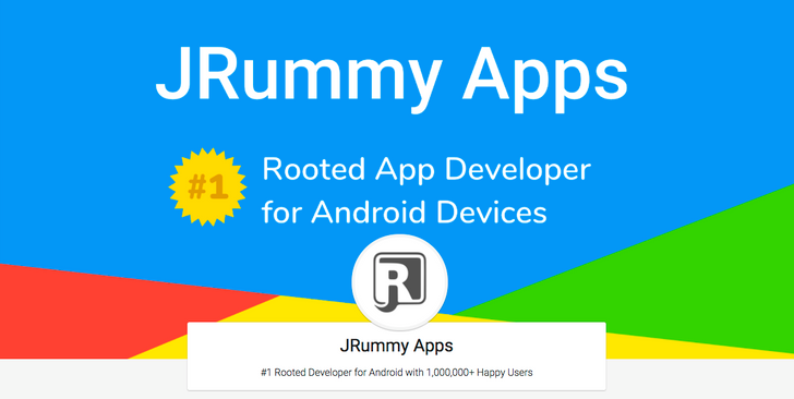 JRummy Apps, maker of various root tools, has been purchased by Maple Media