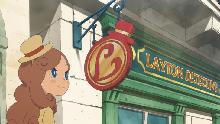 Layton's Mystery Journey is on the Play Store, and yes, you'll have to pay for quality