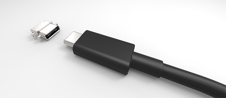 USB 3.2 spec announced with double the speed for existing Type-C SuperSpeed cables
