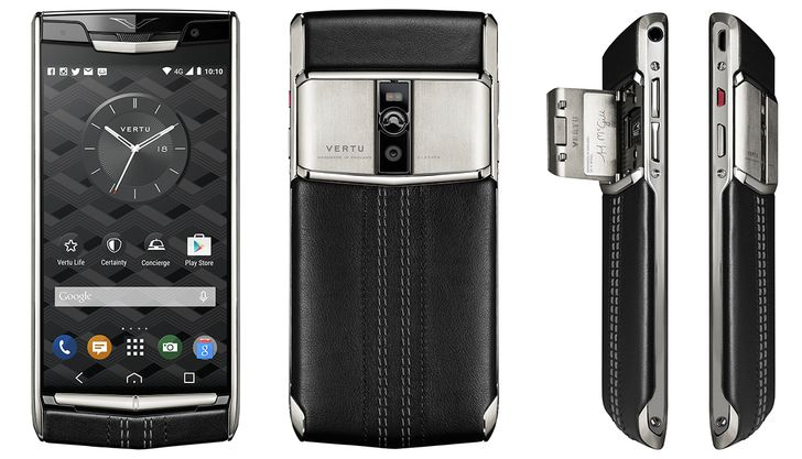 Luxury smartphone maker Vertu is shutting down