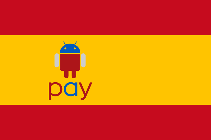¡Genial! Android Pay launches en España with BBVA bank and many partner stores