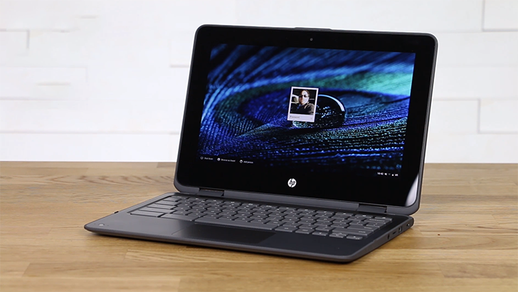 HP Chromebook X360 11 G1 EE gets Android app support in Chrome OS Stable Channel