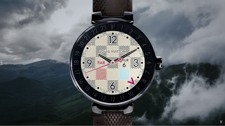 Louis Vuitton announces the Tambour Horizon Android Wear watch, starts at $2,450
