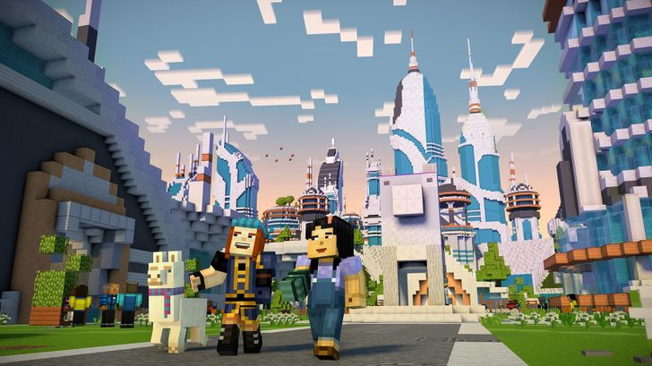 Minecraft's next adventure arrives with Story Mode - Season Two