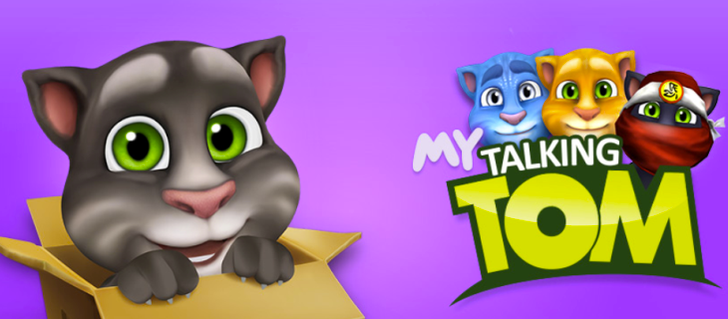 My Talking Tom squeaks and tickles its way to over 500 million downloads on the Play Store