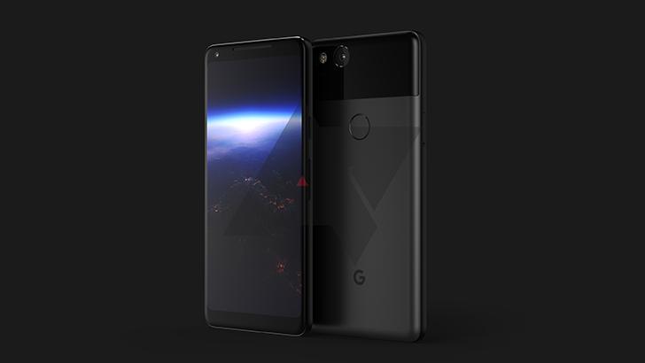Google Pixel 2 Sızıntıları