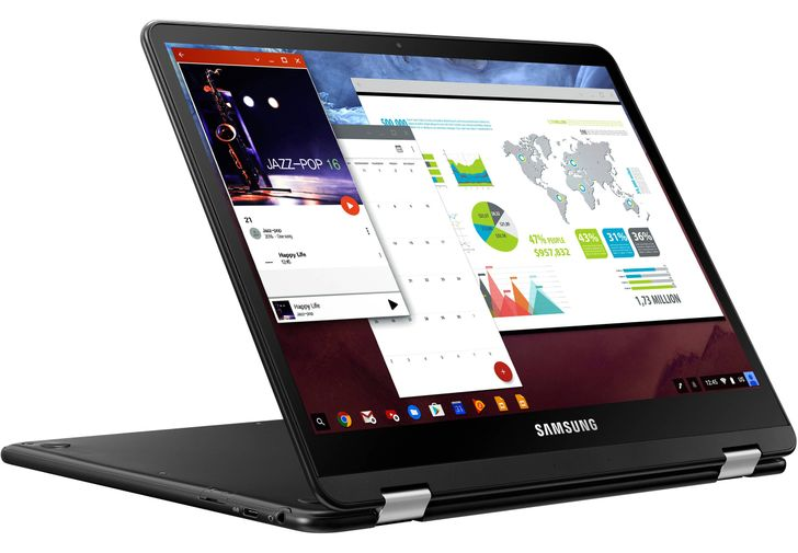 [Deal Alert] Samsung Chromebook Pro on sale for $519 ($30 off)