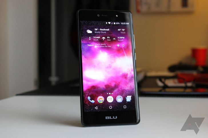 [I thought it was 2017?] BLU updates its Life One X to Android 6.0 Marshmallow