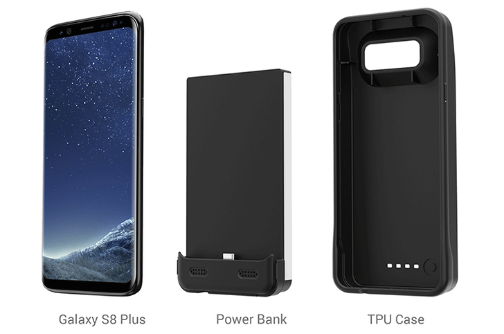 ZeroLemon releases battery cases for the Samsung Galaxy S8/S8+ and LG G6