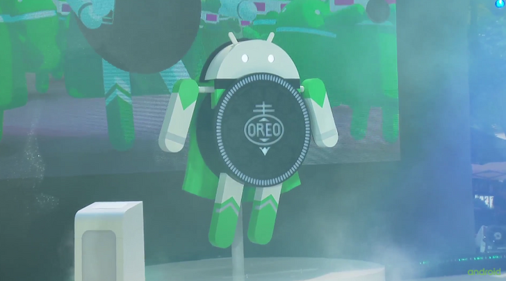 Google steps up its Android statue game with the Super Oreo Bugdroid
