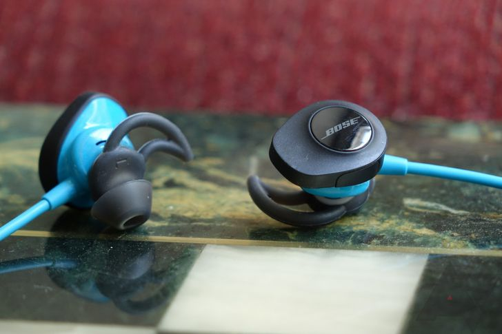 Bose Soundsport Wireless review: The Bluetooth earbuds that finally converted me