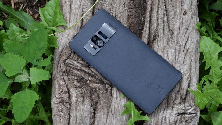 ASUS ZenFone AR review: A decent phone, but Tango still fails to impress
