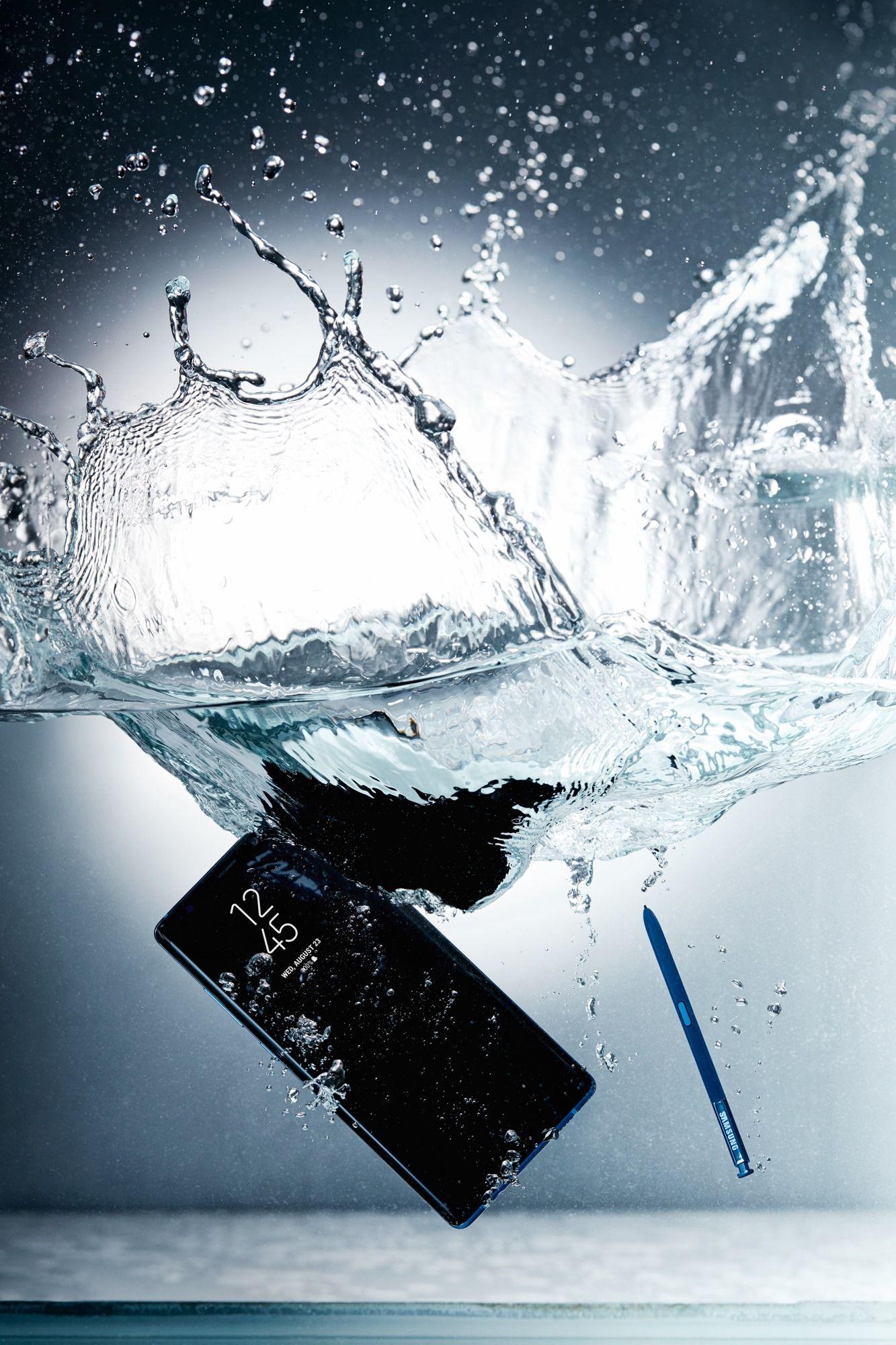 Device S Pen IP68 Water tank