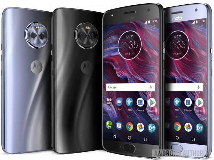 Moto X4 leak reveals attractive design, Snapdragon 630, and unusual camera setup