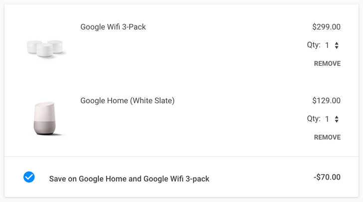 [Update: Only $328.99 at Target] Deal Alert: Get a Google Wifi 3-pack and Home together for just $358 ($70 off) on the Google Store