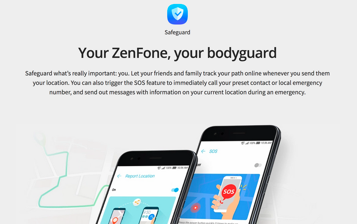 Asus releases the ZenUI 4.0 Safeguard app on the Play Store [APK Download]