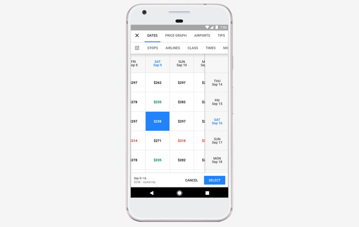 Google is making it easier to find a good deal for your next vacation