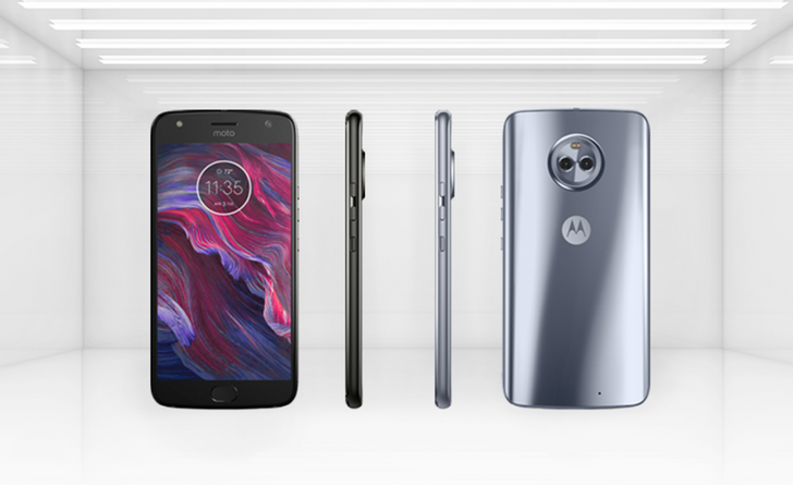 "Motorola announces the mid-range Moto X4, with a Snapdragon 630, dual cameras, and a 5.2"" LCD display"