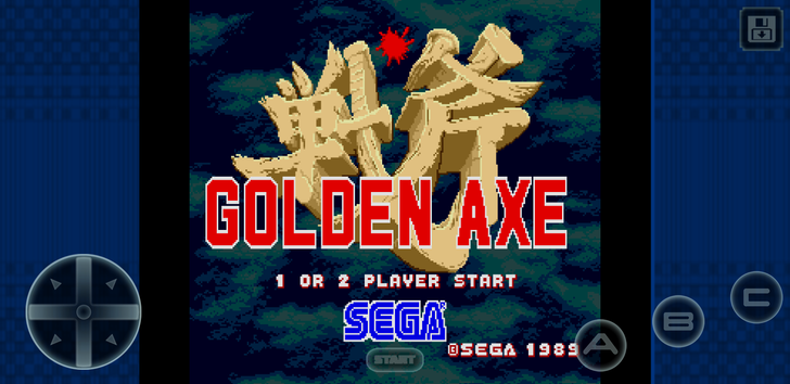 Newest SEGA Forever game: Golden Axe, a classic side-scrolling beat 'em up