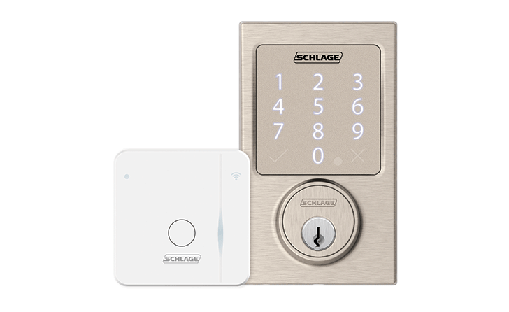 Schlage announces Android support for its smart locks, plus a new Wi-Fi adapter