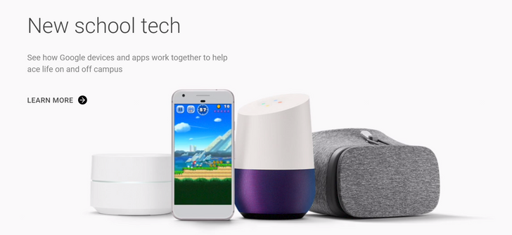 [Deal Alert] Google Store back to school sale kicks off with Pixel, Home, OnHub, and other discounts