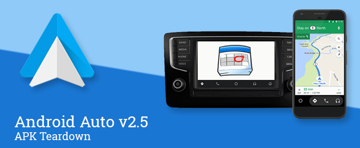 Android Auto v2 5 prepares to offer navigation cards based on your