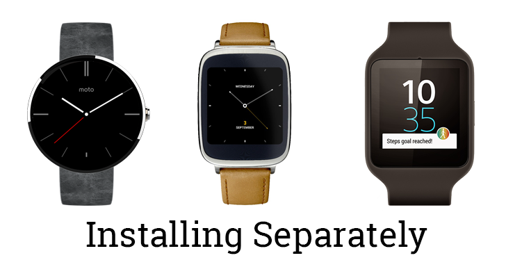 Google is updating its policies for apps with Wear 1.0 support, multi-APK distribution to replace bundled APKs
