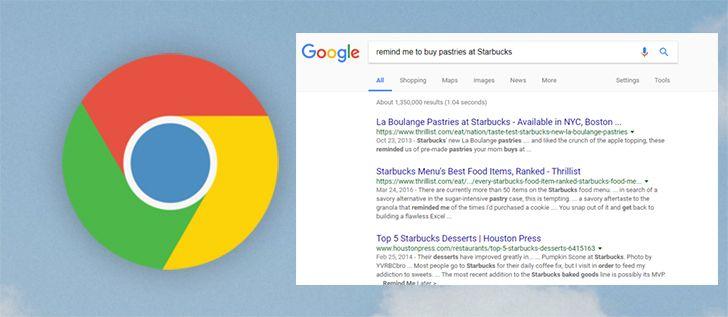[#JustGoogleThings] Google broke setting reminders in Search yet again