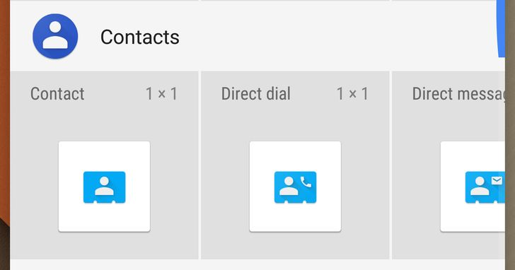 Inability to add contacts to home screen in Oreo fixed with Google Contacts v2.1.3 [APK Download]
