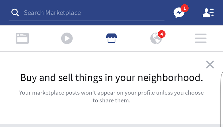 Facebook Marketplace, an exchange for local goods, is now rolling out to 17 countries in Europe