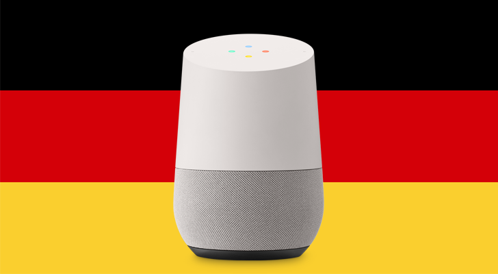 Google Home arrives in Germany for €149