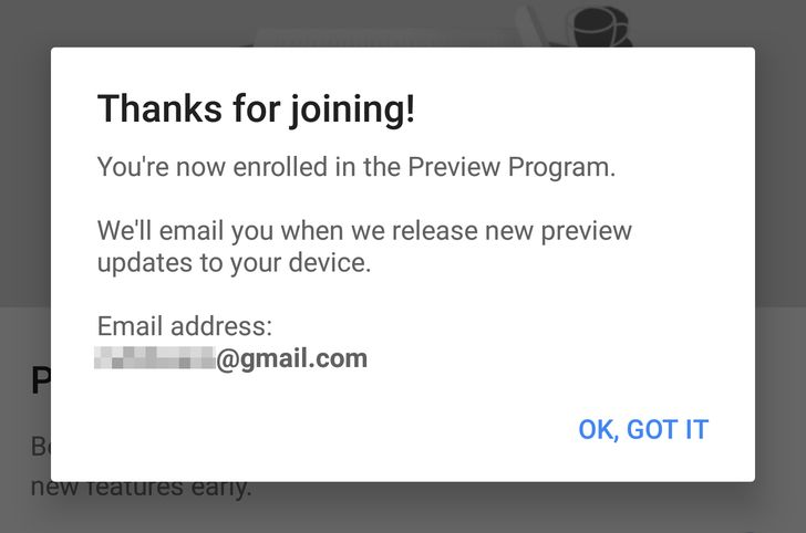 Google Home preview program is now available
