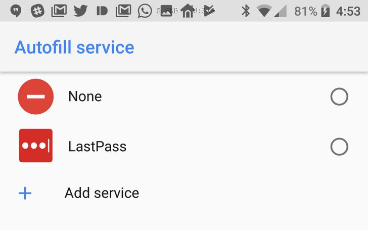 LastPass launches public beta with support for Oreo's autofill API