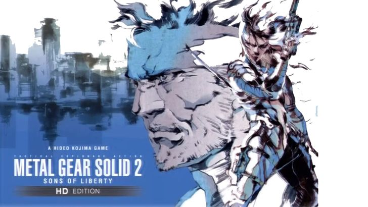 Konami's 'Metal Gear Solid 2: Sons of Liberty HD Edition' is available for the Nvidia Shield TV and it's on sale