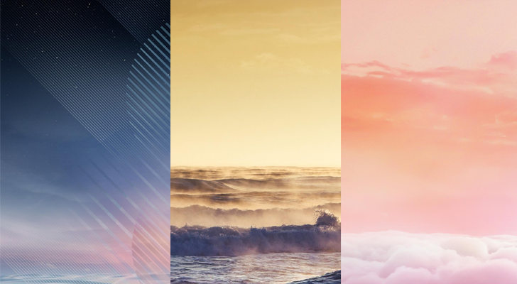 Note8 default wallpapers leaked ahead of official launch