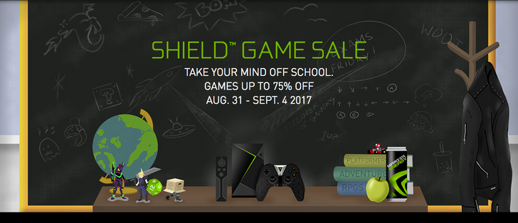[Deal Alert] NVIDIA Back to school sale discounts some games up to 75%