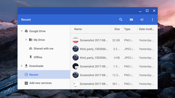 Chromebooks will soon have a 'Recent' folder for finding your latest-accessed files