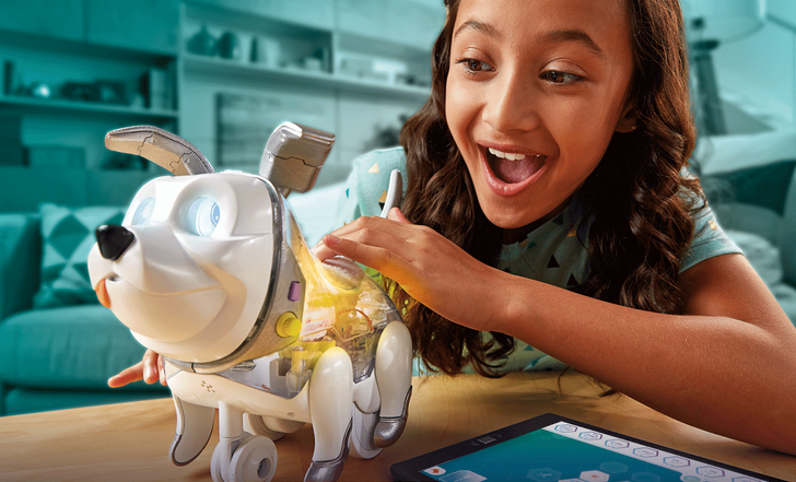 Hasbro's companion app for the FurReal Maker Proto Max robot dog is now on the Play Store