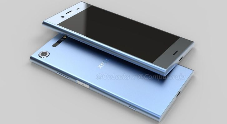Sony Xperia XZ1 renders and photos leak, but since it looks like the XZ you can't tell