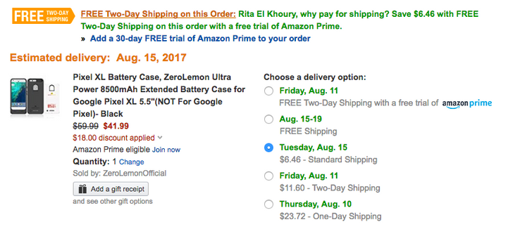 [Deal Alert] Get 30% more off ZeroLemon's Pixel and Pixel XL battery cases with coupon code