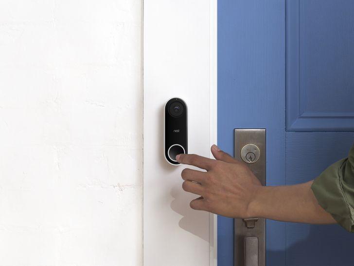 Nest announces the 'Hello' video doorbell