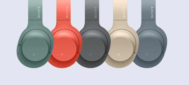 Sony announces two more Bluetooth headphones and a pair of earbuds, all with terrible names