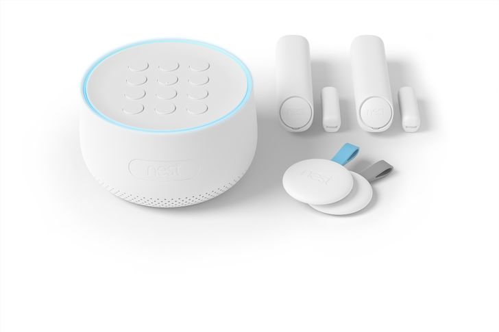 Nest Secure is a modular home security system, $499 starter pack available for pre-order now