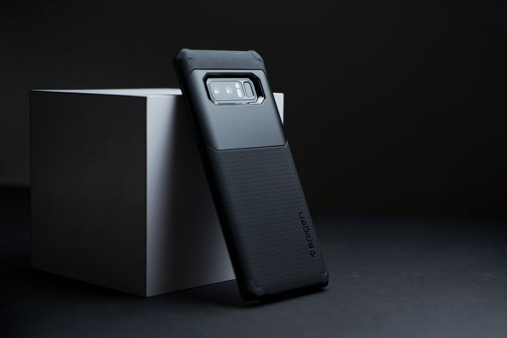 Safeguard your Samsung Note 8 in style with Spigen's sleek and protective Hybrid Armor case [Sponsored Post]