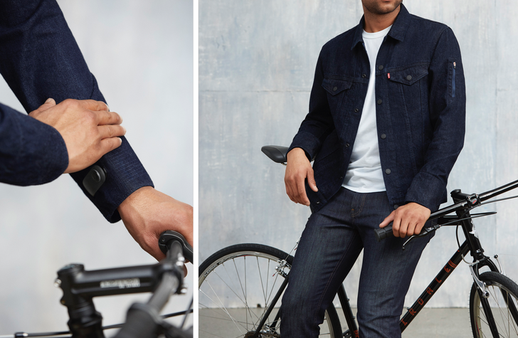 Google's Project Jacquard smart jacket goes on sale this Wednesday for $350