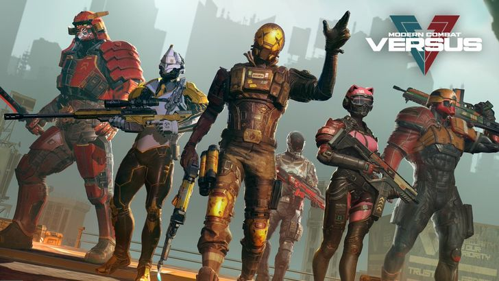 Gameloft has officially launched 'Modern Combat Versus,' and it's as dumbed down as ever