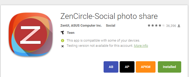 ASUS ZenCircle is shutting down, so back up your pictures now