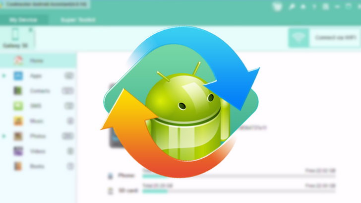 Coolmuster Android Assistant keeps the data in your phone safe on your own PC [Sponsored Post]