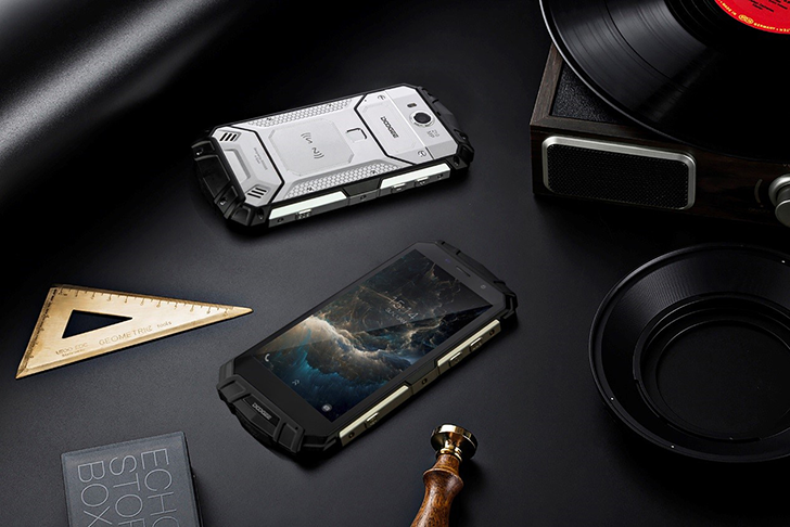 The Doogee S60 is 'the one who reinvents rugged phone'