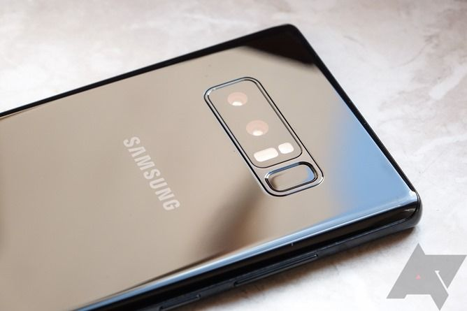 Galaxy Note9 allegedly coming in August with upgraded camera
